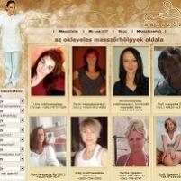 Masszőzök.hu - az okleveles hölgyek oldala! (ha a szakszerűség fontos)